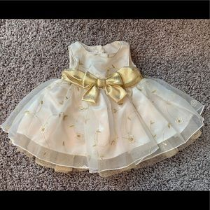 Newborn Party Dress